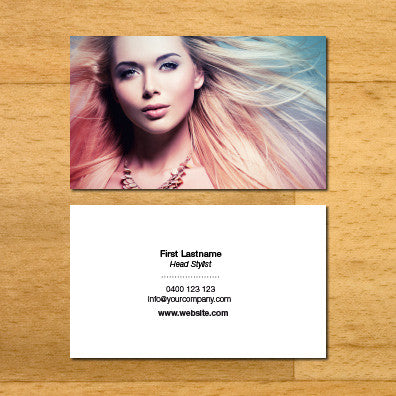 Image of business card design BF72484870a