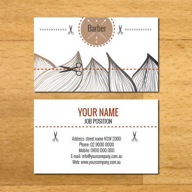 Image of business card design BF72757610