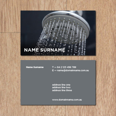 Image of business card design BF73825327-1