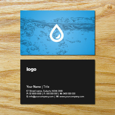 Image of business card design BF77609989-4