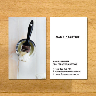 Image of business card design BF77946147-1