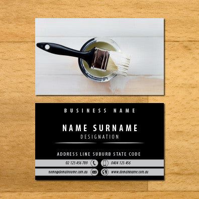 Image of business card design BF77946147-2
