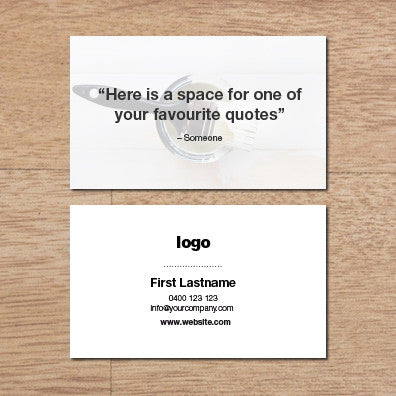 Image of business card design BF77946147