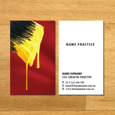 Image of business card design BF78459737-1