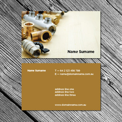 Image of business card design BF79190832-1