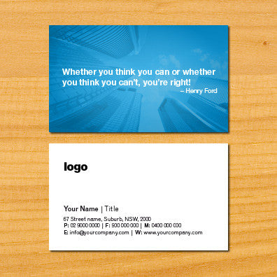 Image of business card design BF79488604-3
