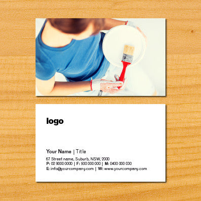 Image of business card design BF79903491