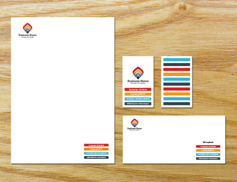 Image of stationery design S010967