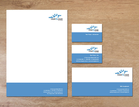 Image of stationery design S010968
