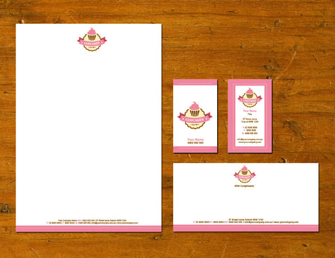 Image of stationery design S010970