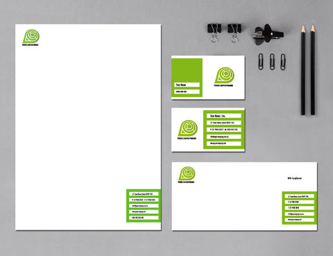 Image of stationery design S010971