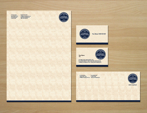 Image of stationery design S010973