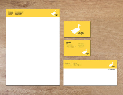 Image of stationery design S010975