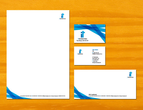 Image of stationery design S010978