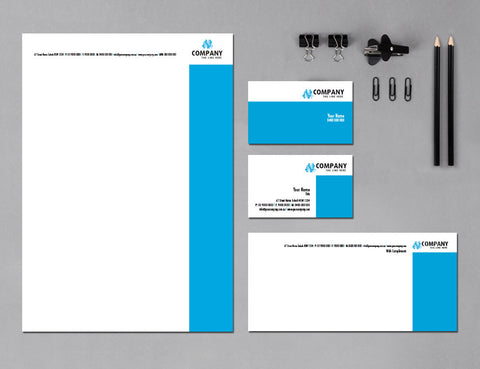 Image of stationery design S010980