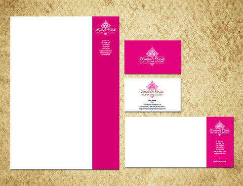 Image of stationery design S010982