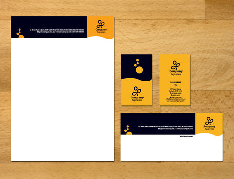 Image of stationery design S010983