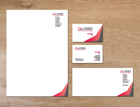 Image of stationery design S010987