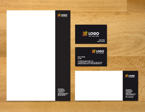 Image of stationery design S010988