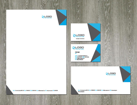 Image of stationery design S010989