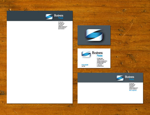 Image of stationery design S010992