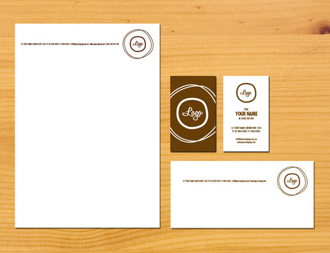 Image of stationery design S010993