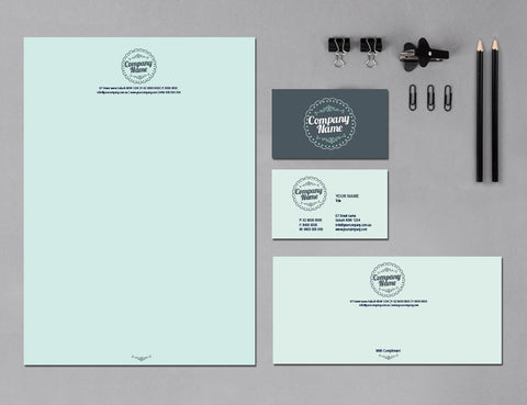 Image of stationery design S010994