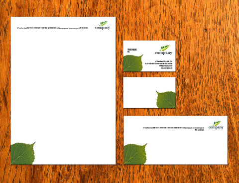 Image of stationery design S010997