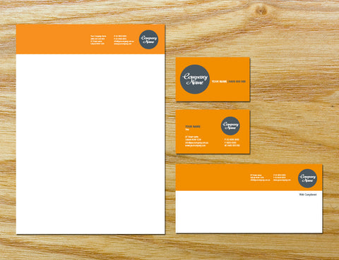 Image of stationery design S010999