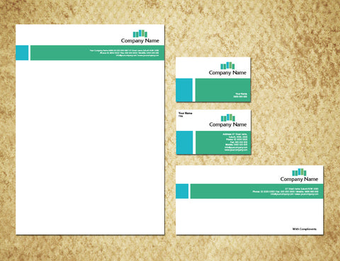 Image of stationery design S100109