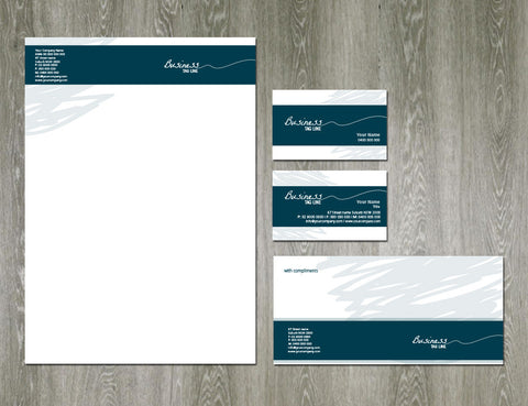 Image of stationery design S100112