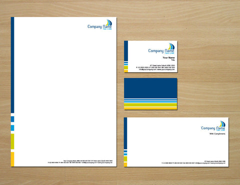 Image of stationery design S100113