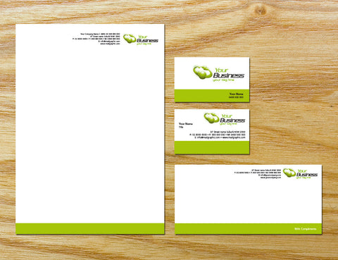 Image of stationery design S100115