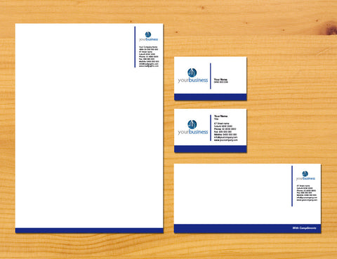 Image of stationery design S100116