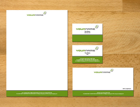 Image of stationery design S100118