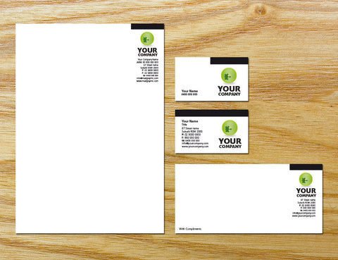Image of stationery design S100121