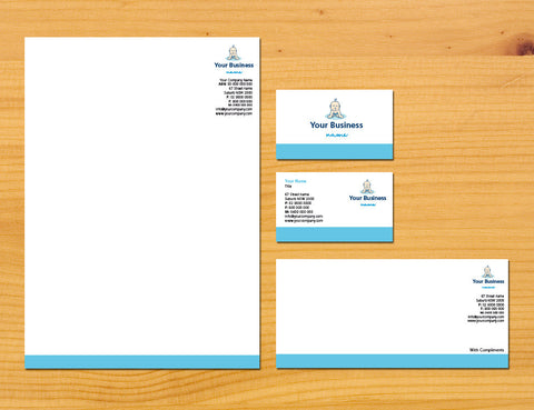 Image of stationery design S100122