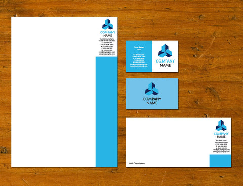 Image of stationery design S100123