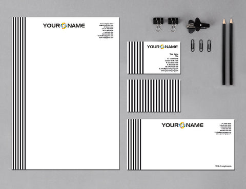 Image of stationery design S100125