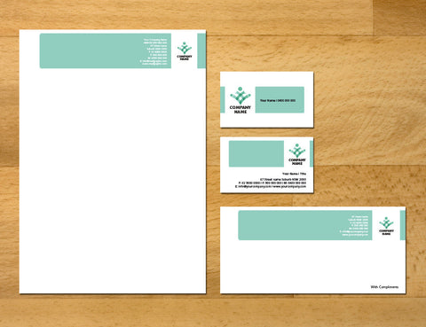 Image of stationery design S100128