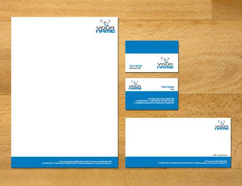 Image of stationery design S100130