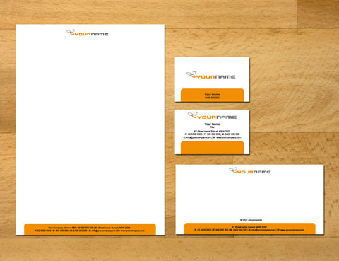 Image of stationery design S100134