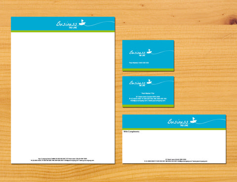 Image of stationery design S100137