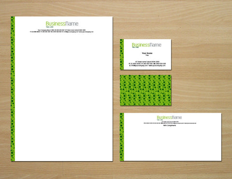 Image of stationery design S100138