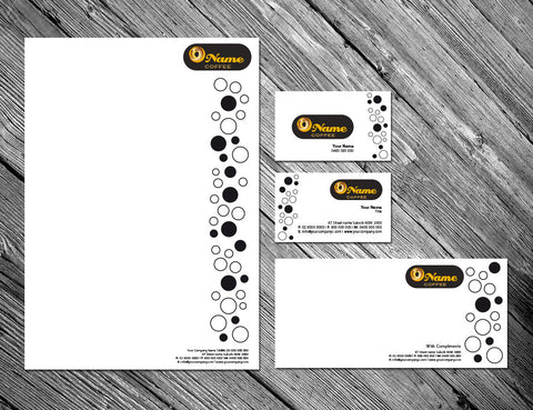 Image of stationery design S100141