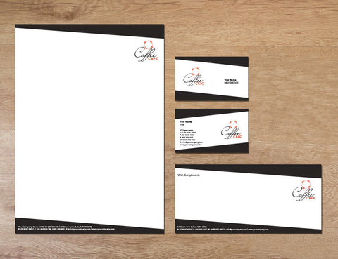 Image of stationery design S100143