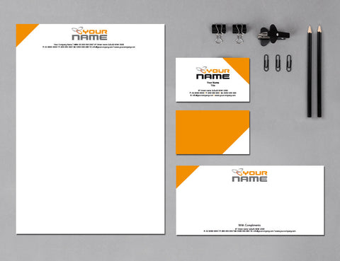 Image of stationery design S100145