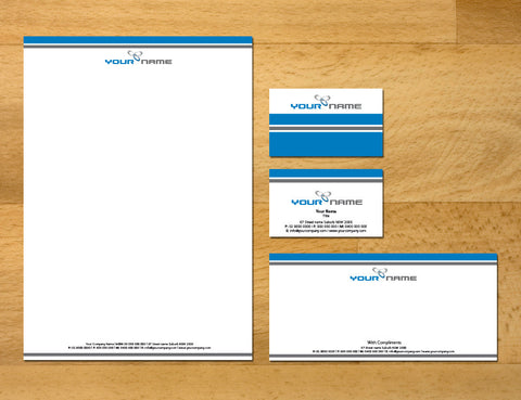 Image of stationery design S100147