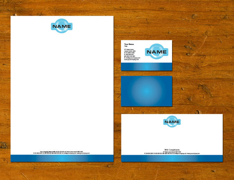 Image of stationery design S100149