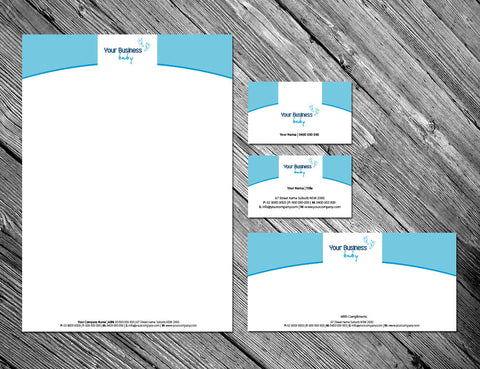 Image of stationery design S100153